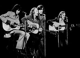 June 1970 – CSNY and the Last Great Protest Song (s)(?)
