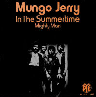 Mungo Jerry's Summertime Classic 50 Years On