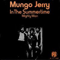 Mungo Jerry's Summertime Classic 50 YearsOn
