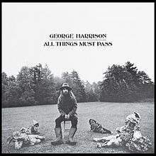 November 27 – My Favorite Album by My Favorite Artist: All Things Must Pass Turns 50