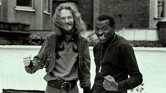 February 1 – When Ginger Baker Battled Elvin Jones